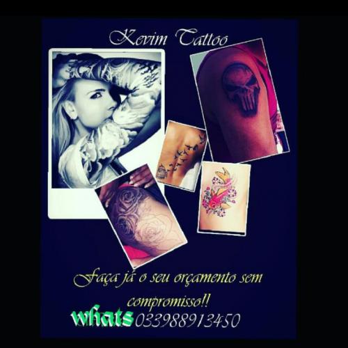 Kevim Tattoo